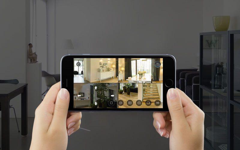 c6p được trang bị các thấu kính mắt cá cao cấp và cảm biến hdr 3-megapixel giúp hỗ trợ giám sát mọi hướng 360° bằng bốn chế độ xem: toàn cảnh, mở rộng, màn hình chia đôi và màn hình chia bốn. camera wi-fi toàn cảnh cho phạm vi quan sát toàn diện không lo điểm mù - hình 15