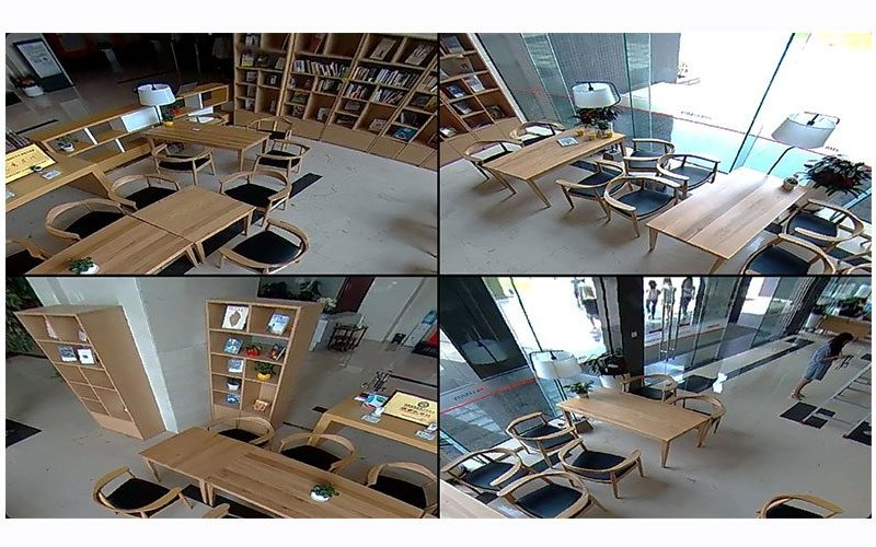 c6p được trang bị các thấu kính mắt cá cao cấp và cảm biến hdr 3-megapixel giúp hỗ trợ giám sát mọi hướng 360° bằng bốn chế độ xem: toàn cảnh, mở rộng, màn hình chia đôi và màn hình chia bốn. camera wi-fi toàn cảnh cho phạm vi quan sát toàn diện không lo điểm mù - hình 17