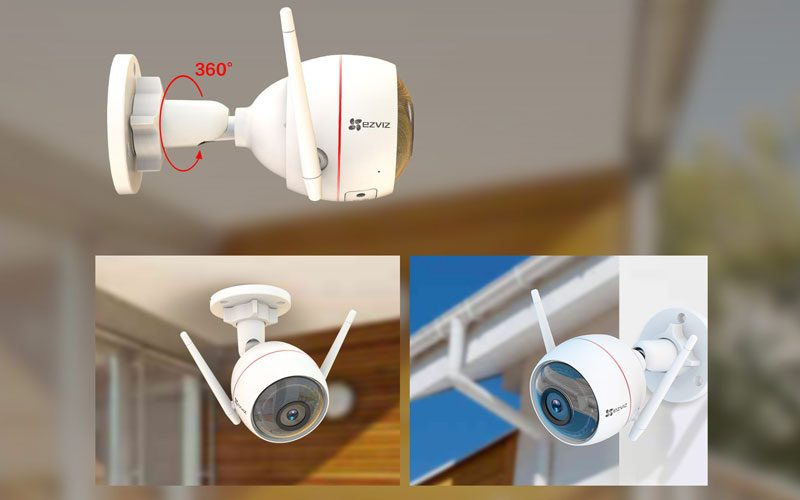 ezviz cs-cv3wn full hd 1080p - camera ip wifi quan sát ngoài trời - hình 09