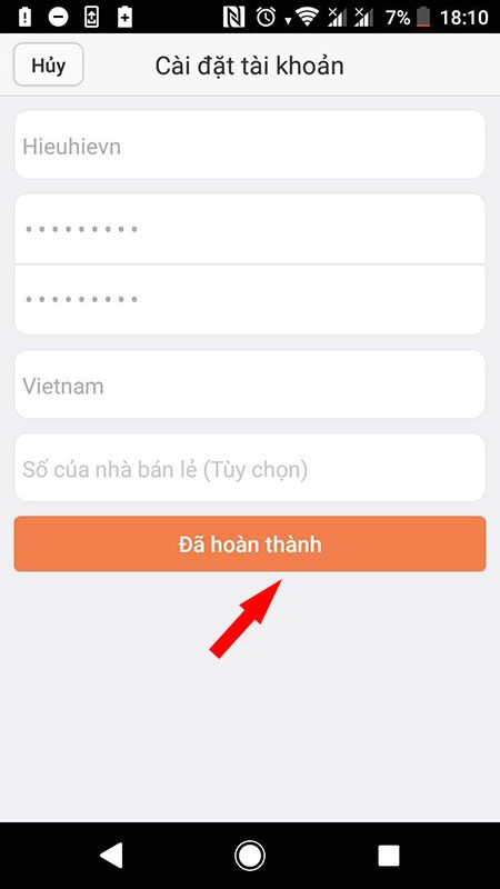 hướng dẫn cài đặt và sử dụng camera ip wifi ezviz trên điện thoại - hình 11