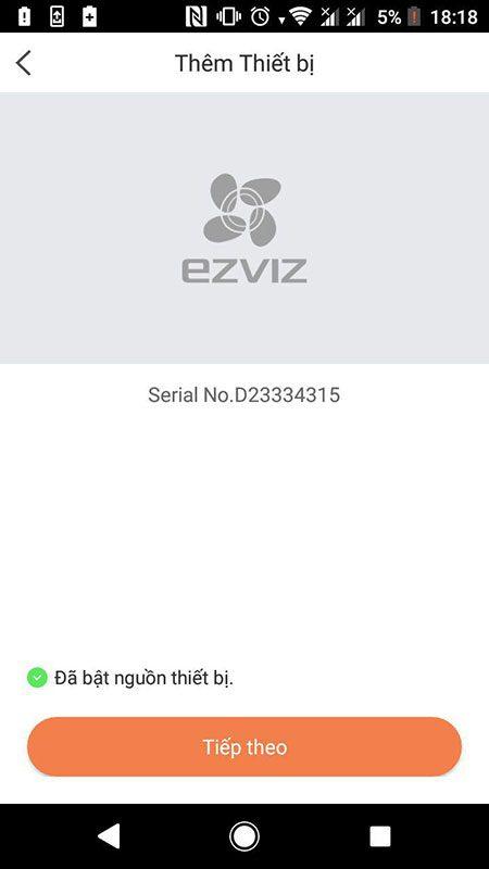 hướng dẫn cài đặt và sử dụng camera ip wifi ezviz trên điện thoại - hình 16