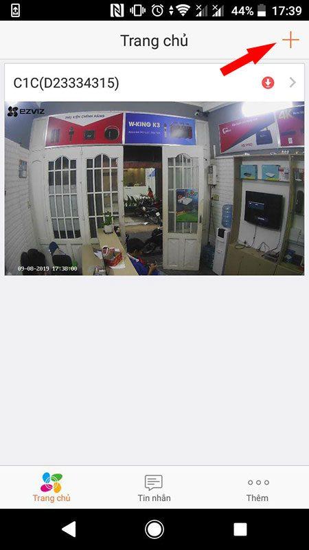 hướng dẫn cài đặt và sử dụng camera ip wifi ezviz trên điện thoại - hình 22