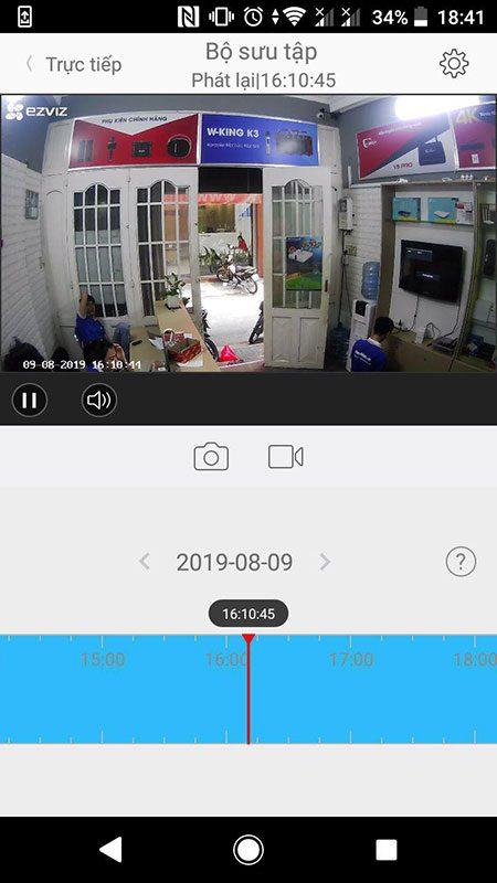 hướng dẫn cài đặt và sử dụng camera ip wifi ezviz trên điện thoại - hình 24