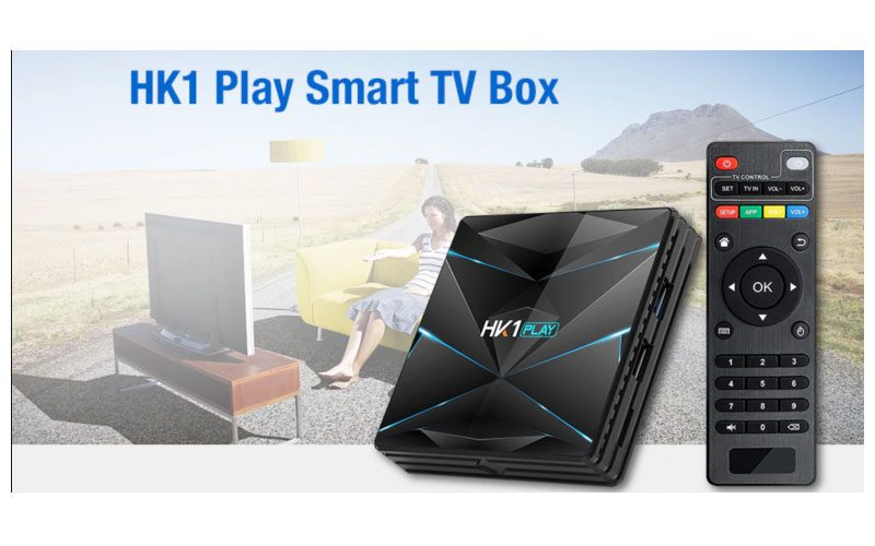 hk1 play 4gb/32gb android 9.0 tv box 4k, s905x2, 2.4ghz/5ghz wifi - hình 10