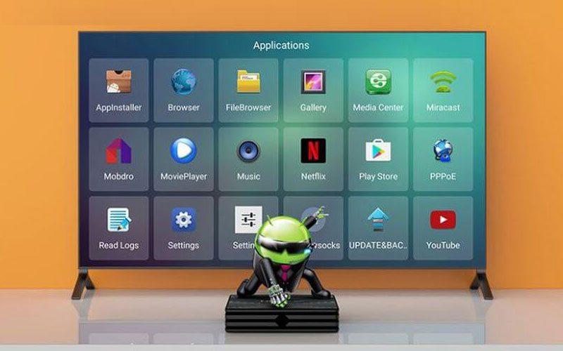 hk1 play 4gb/32gb android 9.0 tv box 4k, s905x2, 2.4ghz/5ghz wifi - hình 11