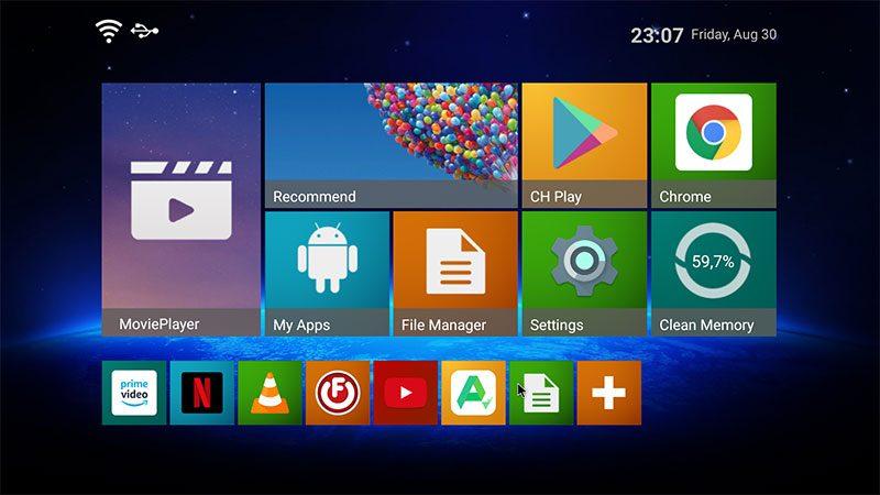 hk1 play 4gb/32gb android 9.0 tv box 4k, s905x2, 2.4ghz/5ghz wifi - hình 14