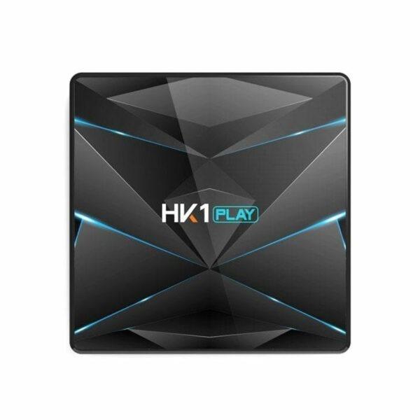 hk1 play 4gb/64gb android 9.0 tv box 4k, s905x2, 2.4ghz/5ghz wifi - hình 02