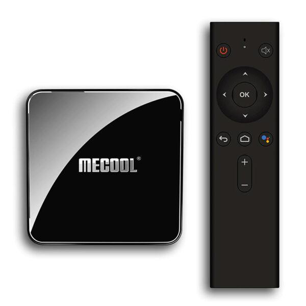 mecool km3 atv 9.0, amlogic s905x2 4gb/128gb, voice remote - hình 05