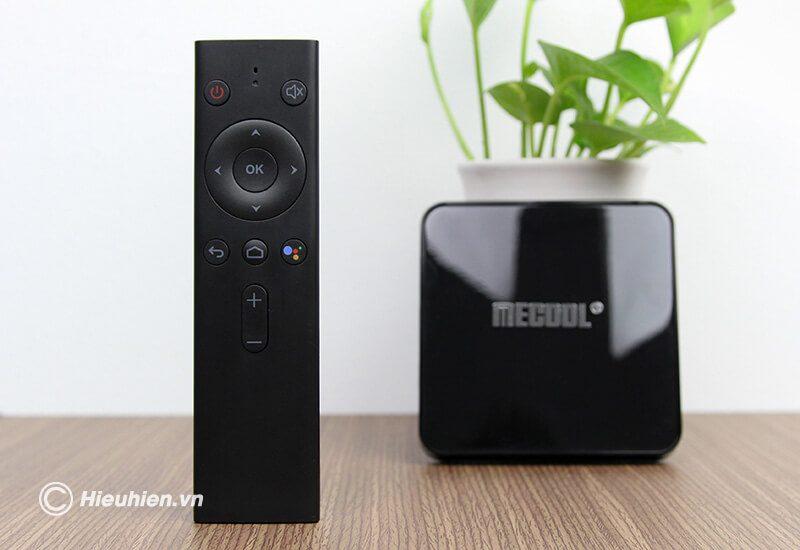 mecool km3 atv 9.0, amlogic s905x2 4gb/128gb, voice remote - hình 09