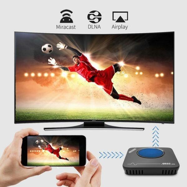 mecool m8s max 3gb/32gb, amlogic s912, android 7.1, 2.4g/5g wifi - hình 04