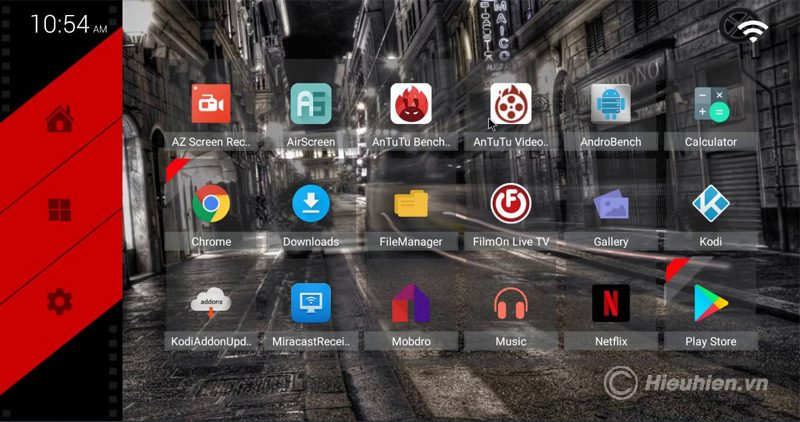 tanix tx6-h ram 4gb, rom 64gb android 9.0 tv box allwinner h6 - hình 18