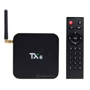 tanix tx6-h ram 4gb, rom 64gb android 9.0 tv box allwinner h6