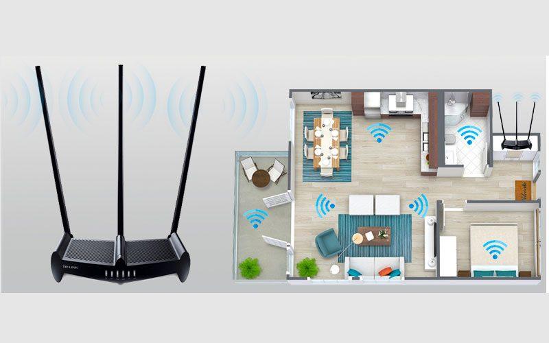 tp-link tl-wr941hp - bộ phát sóng wifi xuyên tường công suất cao - hình 07