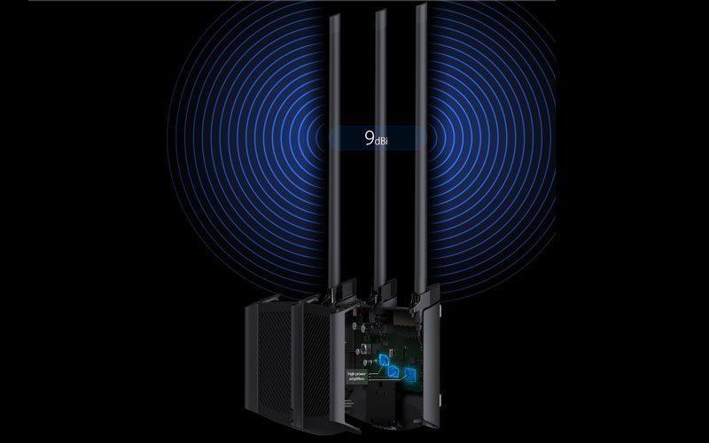 tp-link tl-wr941hp - bộ phát sóng wifi xuyên tường công suất cao - hình 10