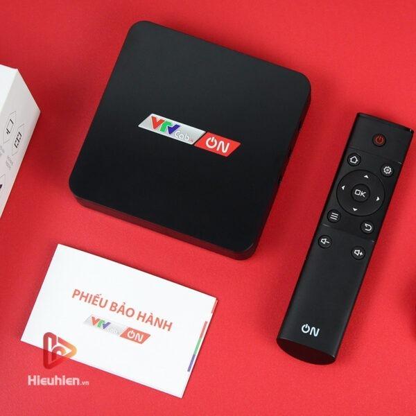android tv box vtvcab on lite - hộp truyền hình bản quyền, cấu hình ram 2gb, rom 16gb, chip s905w, android 7.1 - hình 06