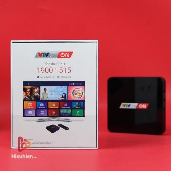 android tv box vtvcab on lite - hộp truyền hình bản quyền, cấu hình ram 2gb, rom 16gb, chip s905w, android 7.1 - hình 07