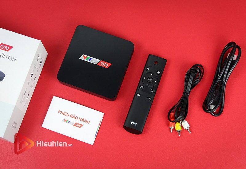 android tv box vtvcab on lite - hộp truyền hình bản quyền, cấu hình ram 2gb, rom 16gb, chip s905w, android 7.1 - hình 13