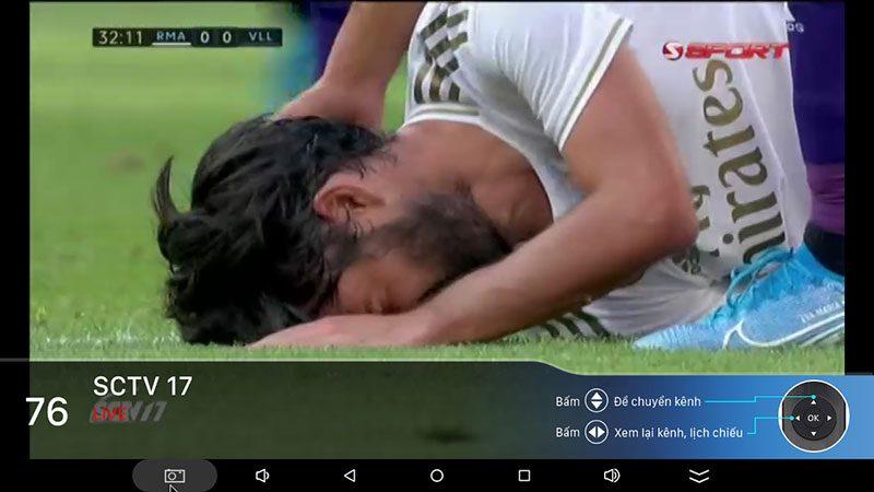 android tv box vtvcab on lite - hộp truyền hình bản quyền, cấu hình ram 2gb, rom 16gb, chip s905w, android 7.1 - hình 32