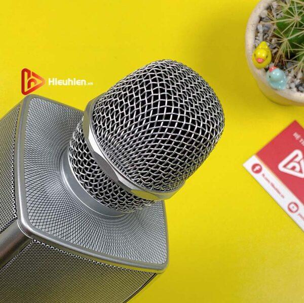 magic karaoke ys-92 - micro karaoke kèm loa bluetooth 3 trong 1 - hình 04