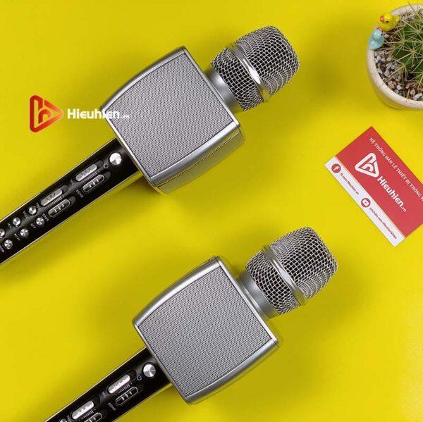 magic karaoke ys-92 - micro karaoke kèm loa bluetooth 3 trong 1 - hình 06