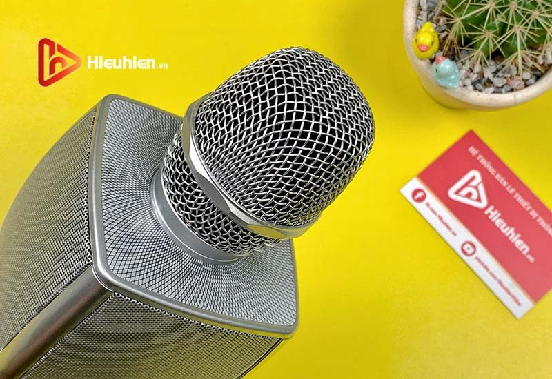 magic karaoke ys-92 - micro karaoke kèm loa bluetooth 3 trong 1 - hình 17