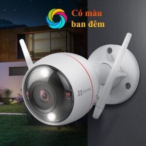 Ezviz C3W Night color (CV310 Full HD có màu ban đêm)