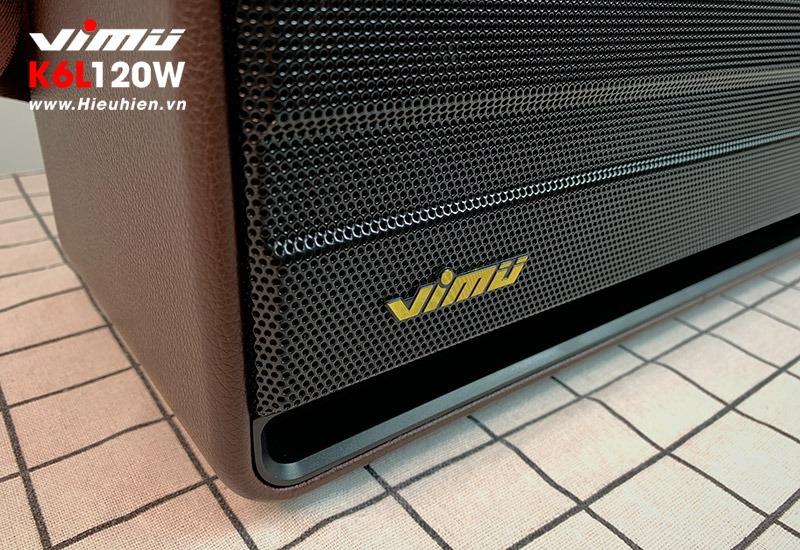 vimu, w-king thương hiệu thiết bị âm thanh, loa di động, loa kéo chính hãng