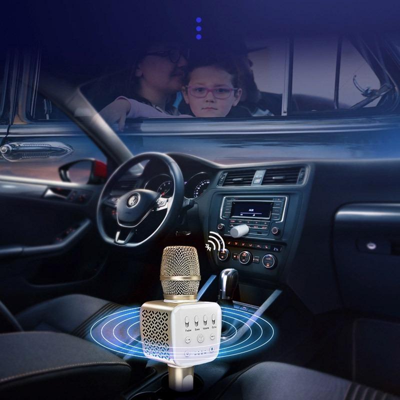 Tosing V2 - Micro Karaoke Bluetooth Cao Cấp 16