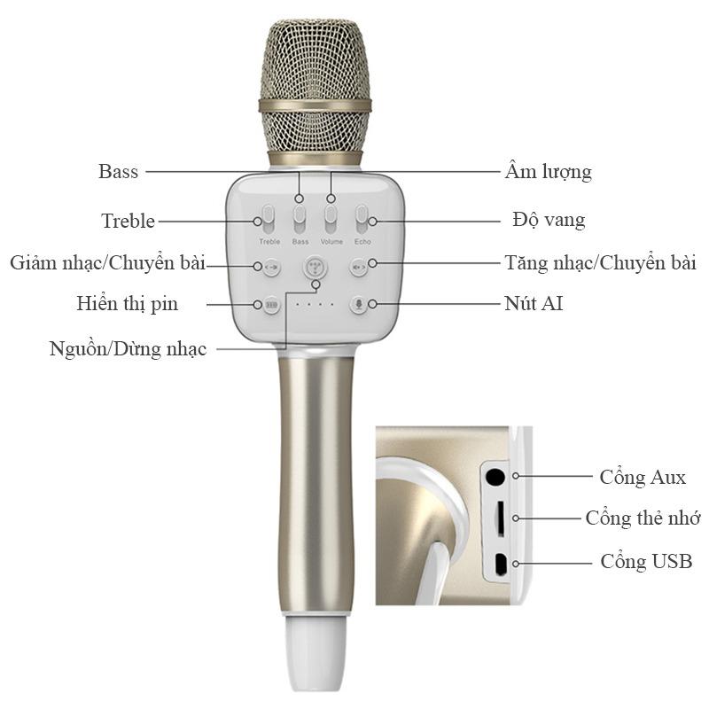 Tosing V2R - Micro Karaoke Bluetooth Cao Cấp Giá Rẻ 03