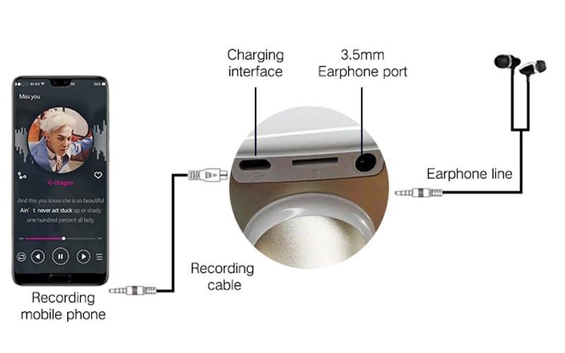 Tosing V2R - Micro Karaoke Bluetooth Cao Cấp Giá Rẻ 32