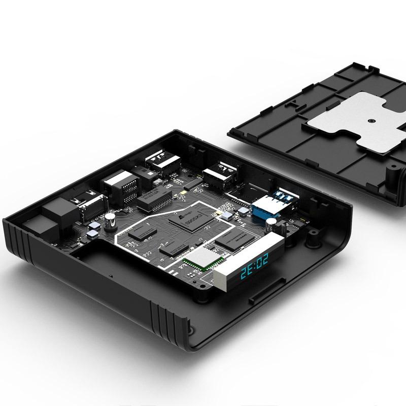 Thiết kế phần cứng Enybox X96 Air