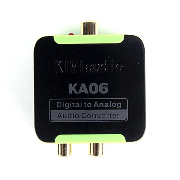Bộ chuyển đổi âm thanh quang Kiwi KA06 Chính Hãng 01