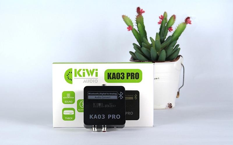 Bộ chuyển đổi âm thanh quang Kiwi KA03 PRO