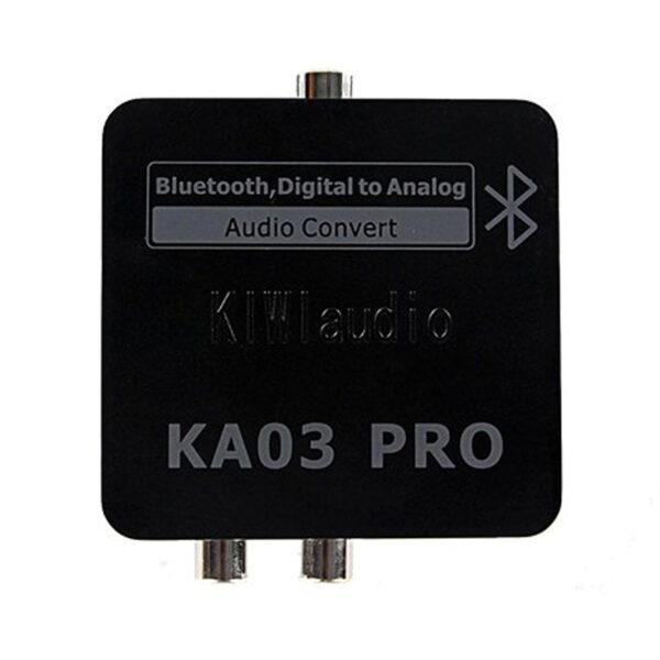 Bộ chuyển đổi âm thanh quang Kiwi KA03 PRO có Bluetooth 09
