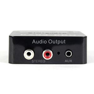 Bộ chuyển đổi âm thanh quang Kiwi KA03 PRO có Bluetooth 10