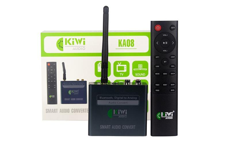 Kiwi KA08 và remote điều khiển từ xa