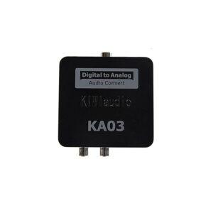 Kiwi KA-03 bộ chuyển đổi âm thanh Digital sang Analog Chính Hãng 01