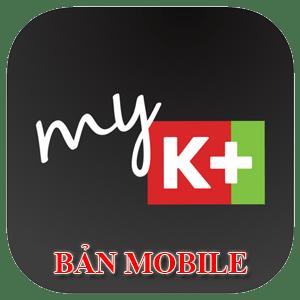 MyK+ phiên bản 1.6.3 mobile