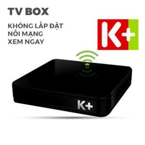 tv box k+ xem bóng đá