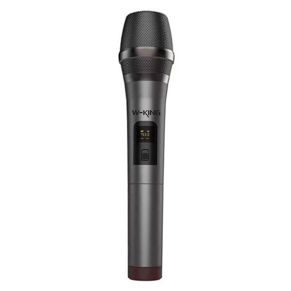 loa hát karaoke bluetooth vimu k2s tặng kèm micro 12