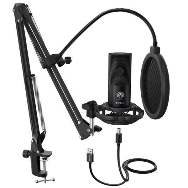 trọn bộ mic thu âm t669