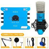 combo-micro-thu-am-isk-at100-sound-card-xox-k10-tieng-anh-phien-ban-moi-2020