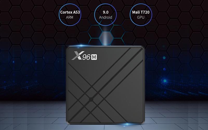 cấu hình enybox x96m android tv box giá rẻ