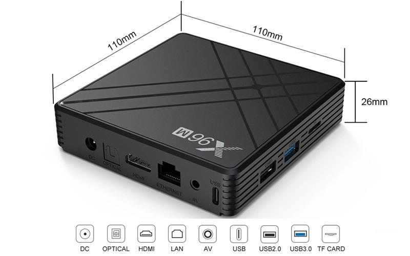 kích thước enybox x96m