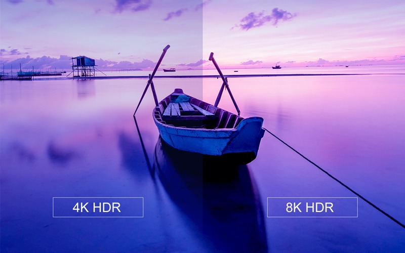 chat luong hinh anh 8K HDR