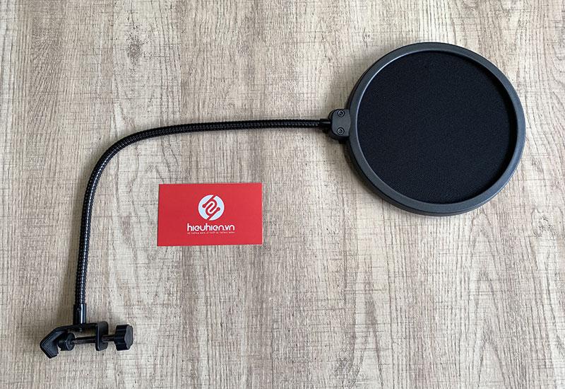Màng Lọc Âm Micro kèm theo khi mua trọn bộ Soundcard Alctron U16K MK2 kèm mic Takstar PC-K200