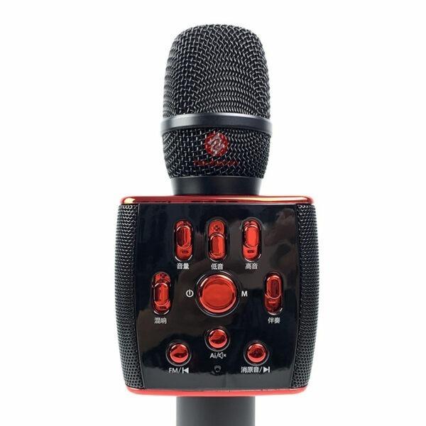 micro karaoke bluetooth sansui m6 chất lượng cao - hình 01