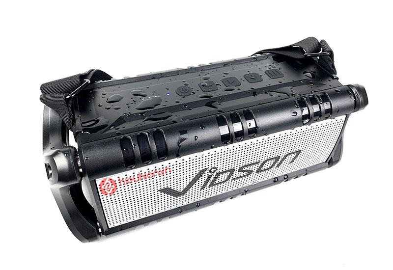 Vidson D8M Loa Bluetooth nghe nhạc chuẩn chống nước IPX5
