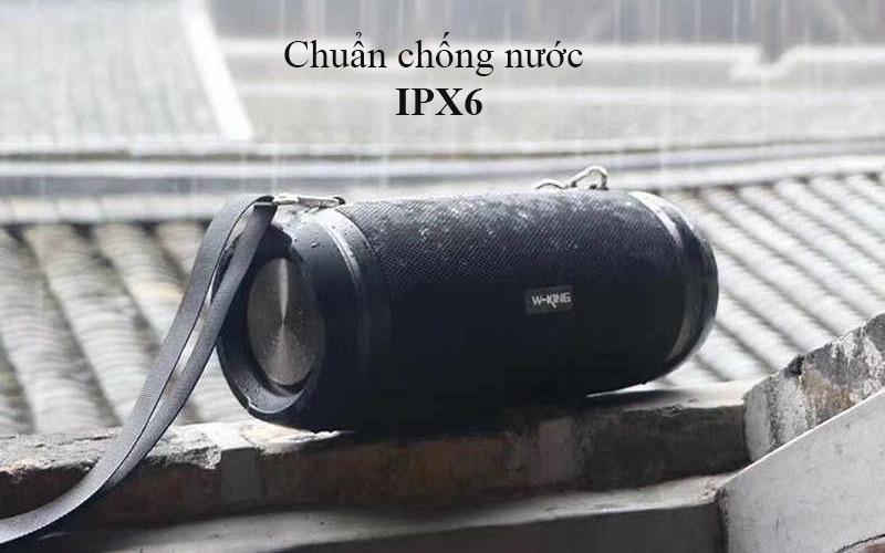 loa bluetooth nghe nhạc wking d3 pro chống nước ipx6