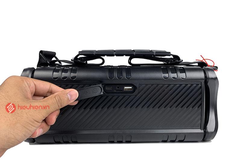 Loa Bluetooth nghe nhạc Vidson D8M Công suất 50W, pin 4.000mAh, thời gian sử dụng 8 giờ